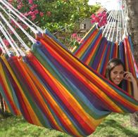 Nice look fabric hammock