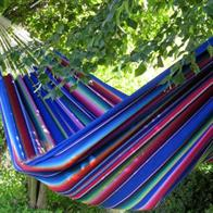 Giant Large Hammock in fabric for more than 10 people.