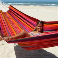 Hammock in durable fabric, Guatemala mix design FG542
