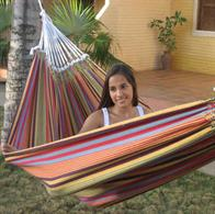 Samba Rainbow hammocks. No 405 R204r Remanso