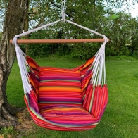 Hammock chair Guatemalamix with 2 wonderfull pillows