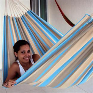 Outdoor Fabric Hammock PRO 1 persons - Pastel Colors Mv604