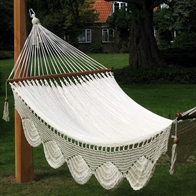 NICA Deluxe Extra large hammock. No. 26 from the Deco Park Serie