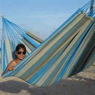 Outdoor Formosa hammock in soft colored design, PRO. No. FM604- FORMOSA.