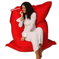 Brasilazy Bean Bag RED